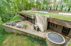 Modernist Bunker Homes