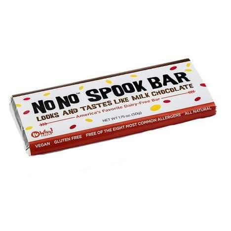 Non-Dairy Halloween Chocolates