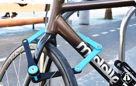 Folding Bike Locks