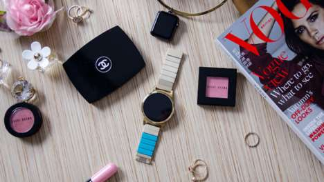Reversible Smartwatch Bands
