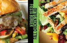 Seasonal Southern-Spiced Burgers - Wahlburgers' New Fiesta Burger Delivers a Taste of the Southwest