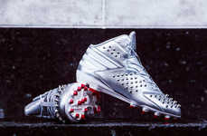 Custom Spiked Cleats