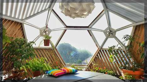 Solar-Powered Eco-Cabins - These Resort Cabins Offer An Eco-Friendly Vacation Stay
