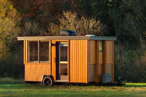 Travel-Friendly Tiny Homes - The Vista Sport is Designed For Stress-Free Towing and Traveling