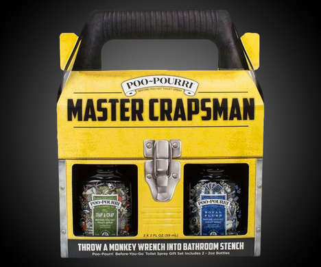 Cheeky Handyman Cosmetic Gifts