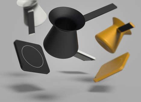 Portable Modernized Coffee Makers