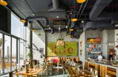 Earthy Artistic Cafes - 'Studio EM' Created Pieces That are Unique to This Cafe Alone