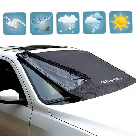 Vehicular Windshield Protectors