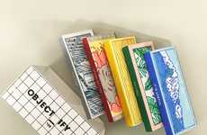 Japanese Art Matchboxes - This Collection of Matchboxes Was Designed to Promote Candles
