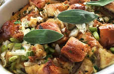 Fast Food Stuffing Recipes - Krystal is Giving Away Its Stuffing Recipe with Its Multi-Pack Boxes