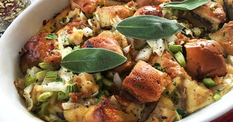 Fast Food Stuffing Recipes