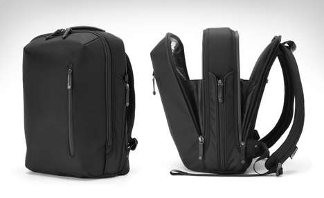 Streamlined Laptop Carriers