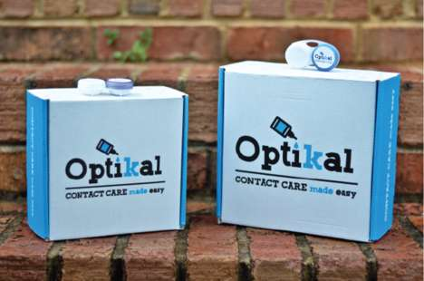 Contact Lens Subscription Kits