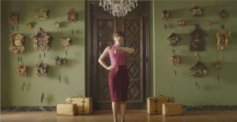 Individuality-Celebrating Hotel Ads - The Venetian's 'Come as You Are' Ad Celebrates the Individual
