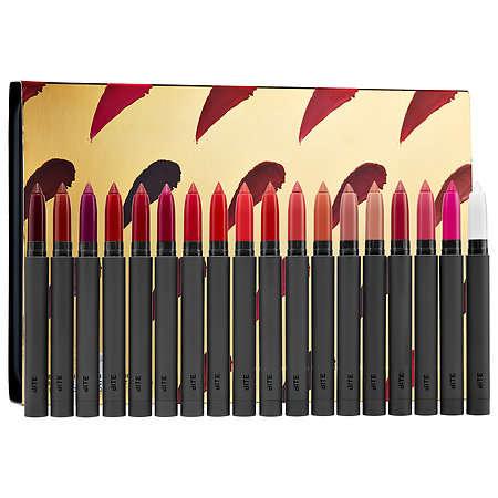 Stationary-Inspired Lipstick Sets