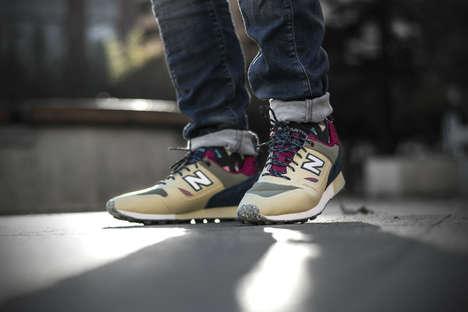 Urbanized Trail Sneakers