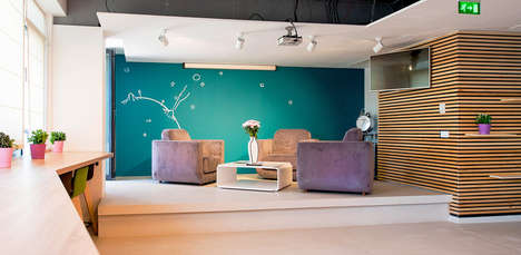 Storybook-Inspired Offices