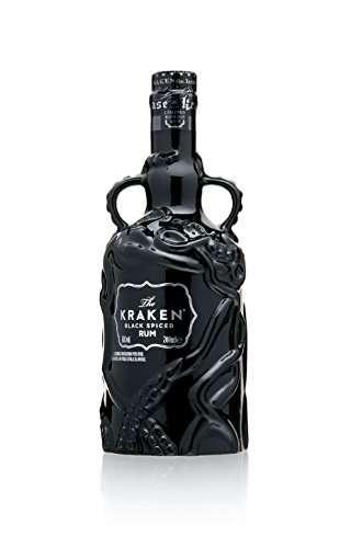 Cephalopod Rum Bottles