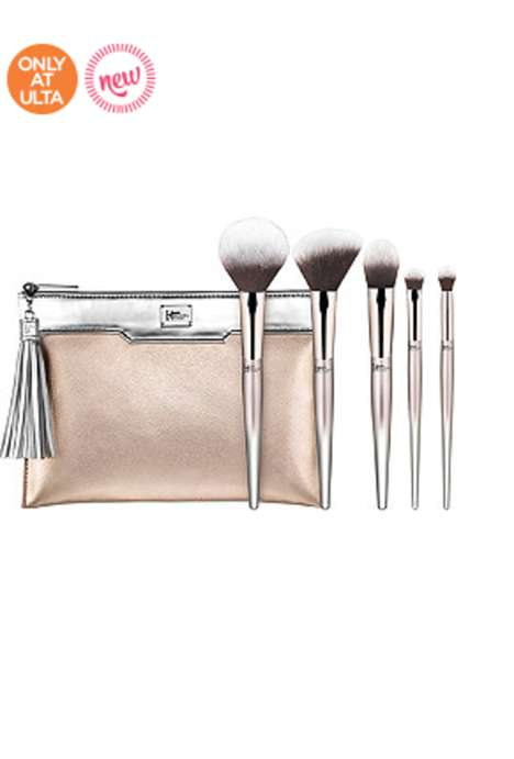Luxurious Ombre Makeup Brushes