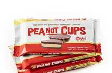 Allergen-Free Chocolate Cups - No Whey Foods' 'Pea Not Cups' are Free From Eight Common Allergens