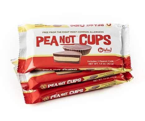 Allergen-Free Chocolate Cups