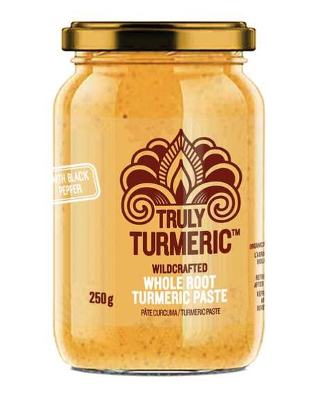 Peppery Turmeric Pastes