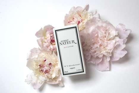 Floral Unisex Deodorants