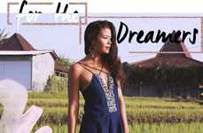Sustainable Indonesian-Inspired Apparel - 'TAMGA Designs' Uses Ethical and Eco-Friendly Practices