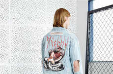 Avant-Garde Motorcycle Streetwear - The Spring/Summer MISBHV Collection Edgily Adapts Retro Styles
