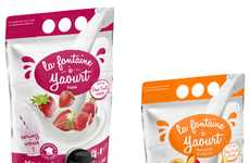 Easy-Pour Yogurt Pouches