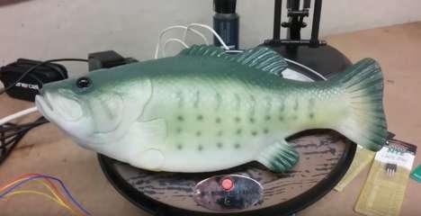 AI Fish Trophies