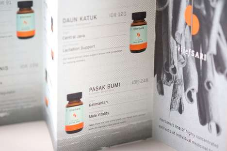 Apothecary Herbal Supplements