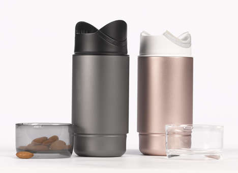Premium Snack Containers - The Giveler is an Essential for Carrying Healthy Small Snacks