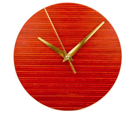 Upcycled Clock Designs