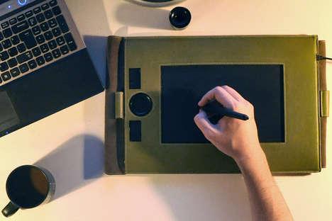Designer Graphic Tablet Cases
