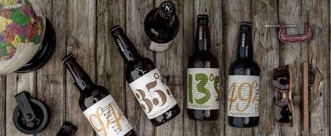Geographic Beer Branding