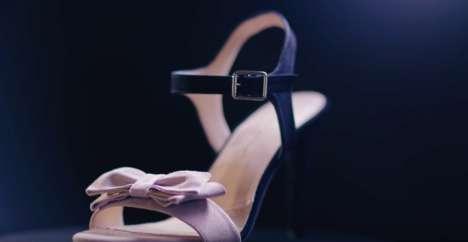 Snap-On Shoe Heels