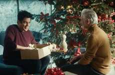 Family-Focused Beer Ads - This Holiday Heineken Commercial Stars Celebrated Actor Benicio del Toro