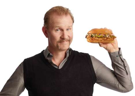 Journalist-Run Restaurants - 'Holy Chicken!' is a New Fast Food Joint Run by Morgan Spurlock