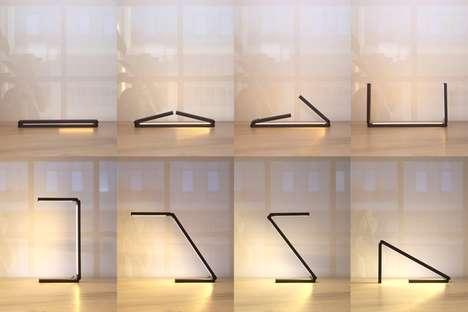 Modular Articulated Lamps