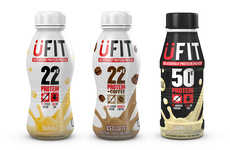 Dessert-Flavored Protein Shakes - The Üfit Protein Drinks Now Come in Decadent New Flavors