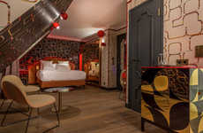 Music-Themed Boutique Hotels