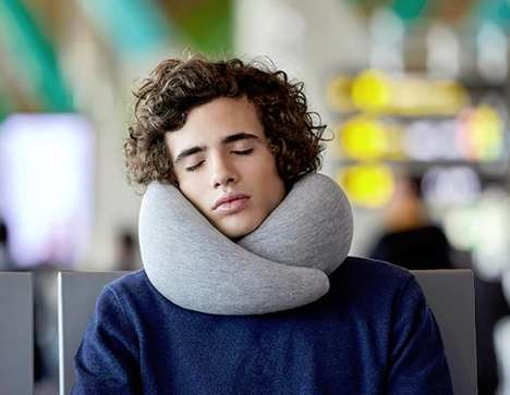 Malleable Travel Pillows