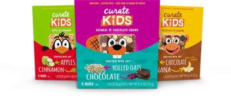 Child-Sized Snack Bars
