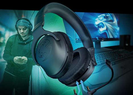 Versatile Multimedia Headsets