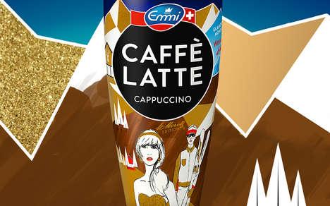 Après-Ski Coffee Packaging