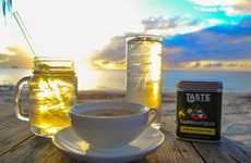 Caribbean-Flavored Teas - 'Taste Tea Naturals' Offers Traditional Flavors with a Tropical Twist