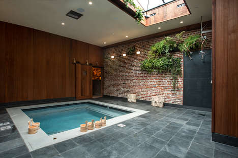 Former Garage Bathhouses