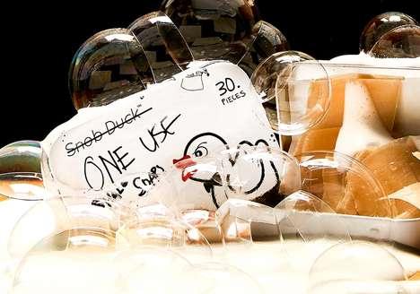 Single-Use Soap Shavings