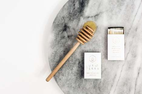 Sustainably Sourced Candle Collections